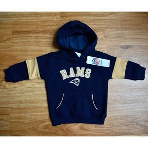 Vintage St.Louis Rams Hoodie - New With Tag